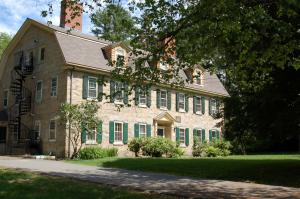 Harriet Beecher Stowe's home from 1852-1863
