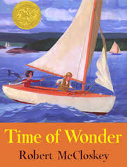 McCloskey's classic summer story evokes the pathos and innocence of childhood days spent on salt water, enchanted by the beauty of nature and the freshness of summer showers.